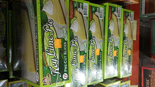 Chef's Quality: Key Lime Pie (2 Packs) - Key Lime Pie Cheesecake