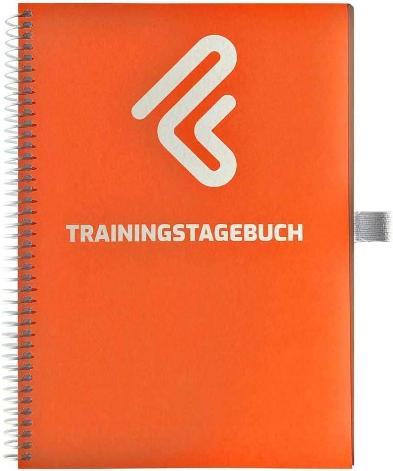 Trainingstagebuch Ringbuch vorgedruckt bei amazon kaufen
