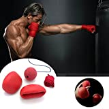 Kairuini Boxing Speed Training Ball Sensitive MMA