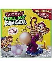 Trek mijn vinger spel
