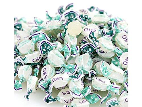 Eucalyptus Chips Chipurnoi Italian Cough Drops 1 pound