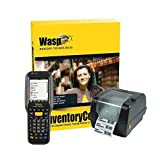 Wasp Barcode Inventory Control RF Standard Inventory Tracking Solution with DT90 and WPL305-1 User