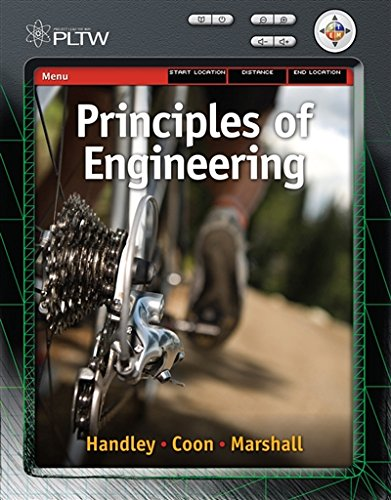 Principles of Engineering (Project Lead the Way (Hardcover))