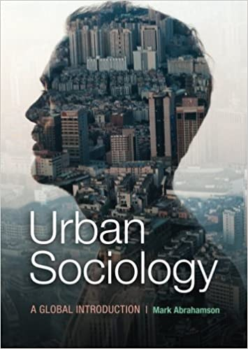 Urban Sociology Book