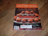 Country Living magazine, October 2005 issue-The Halloween Issue. Autumn Treats.