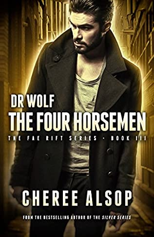 book cover of Dr. Wolf: The Four Horsemen