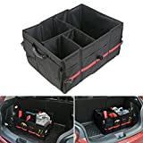 Drive Auto Products Car Trunk Storage Organizer with Straps for Car Truck SUV, Auto, Vehicle,ect.