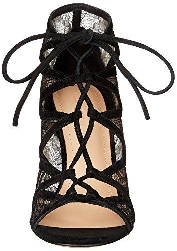 Pour La Victoire Women's Elery Dress Sandal Black discount limited edition ebay cheap online X8A2q