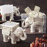La Cabina Bougies Parfumées Forme de Éléphant Bougie Décorations de la Maison Cadeaux Bougies Décorations pour Mariage Anniversaire