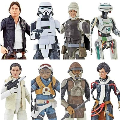 Series 6 Figure Wave - Star Wars The Black Series 6-Inch Action Figure Wave 19 Case