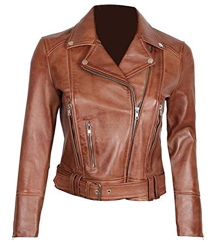(Blingsoul Biker Jacket Women - Fashion Jackets for Women | [1300193] Aldo, M)