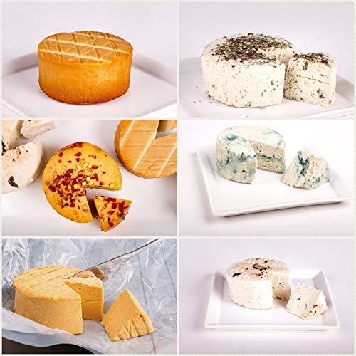 Gourmet Vegan Cheese 6-Pack
