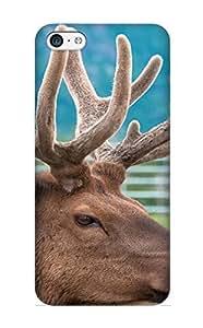 Armandcaron Brand New Defender Case For Iphone 5c (animal Reindeer) / Christmas's Gift