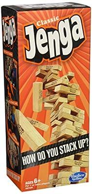 Jenga Hardwood Game by Art's Ideas (RKG Inc dba Art's Ideas)