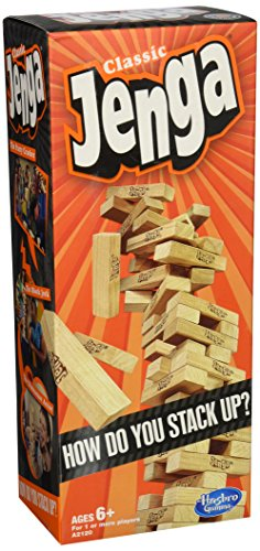 Wood Helmet (Jenga Classic Game)