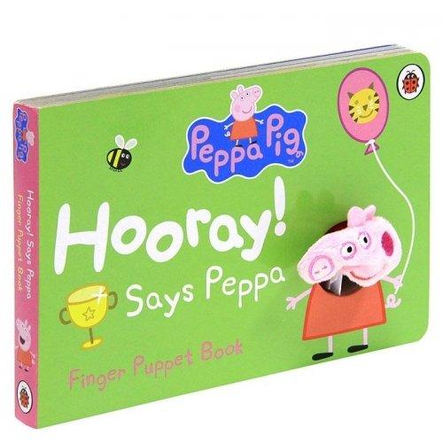 Peppa Pig : Hooray! Says Peppa PDF