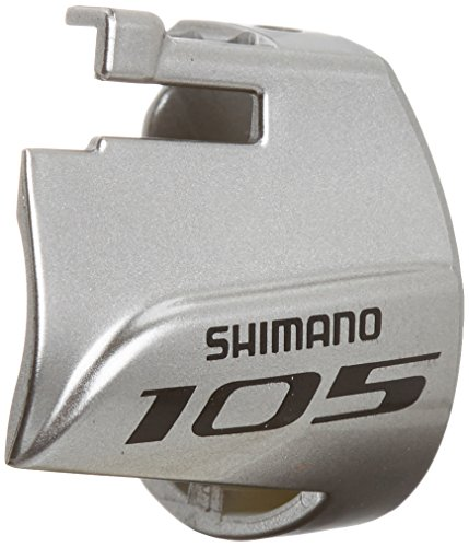 Shimano Spares ST-5800 right hand name plate R and fixing screws (Shimano 105 Shifters Sti)