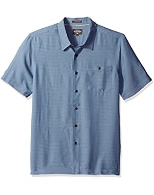 Mens Waterman Marlin - Short Sleeve Shirt Short Sleeve Shirt