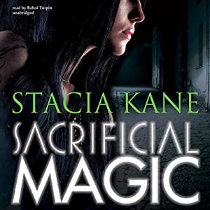 Sacrificial Magic Audiobook