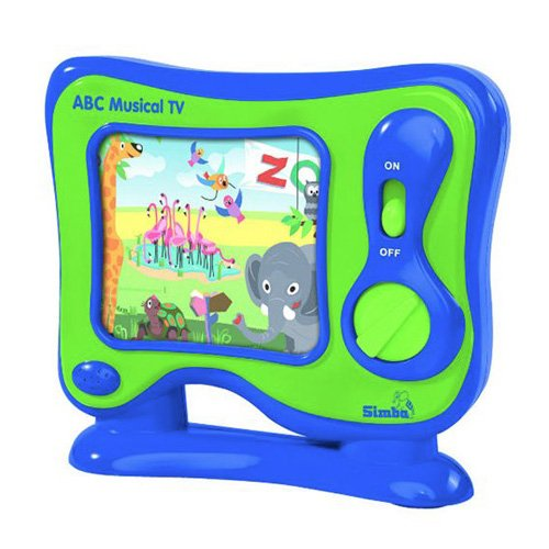 ABC Musical TV Simba Toys 104014297