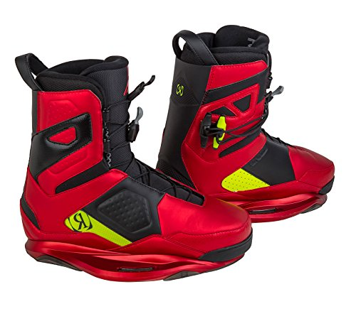 Ronix One Wakeboard Boots Anodized Cherries 2015