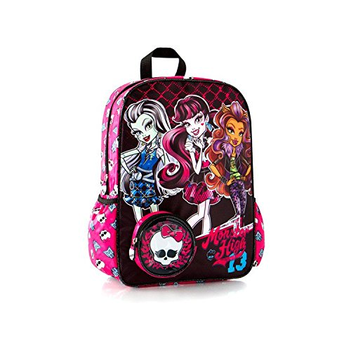 Heys Mattle Monster High Deluxe 15