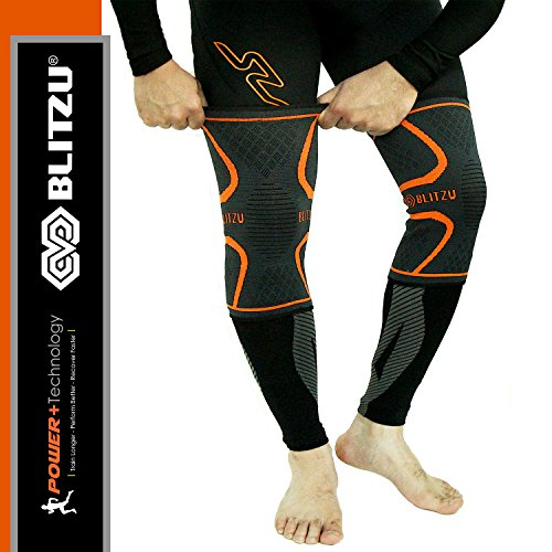 Blitzu-Flex-Plus-Compression-Knee-Brace-for-Joint-Pain-Meniscus-Tear-ACL-MCL-and-Arthritis-Relief-Improve-Circulation-Support-for-Running-Gym-Workout-Recovery-Best-Sleeves-Patella-Stabilizer-Pad