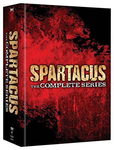 Spartacus: The Complete Series (Tv Spartacus Series Dvd)