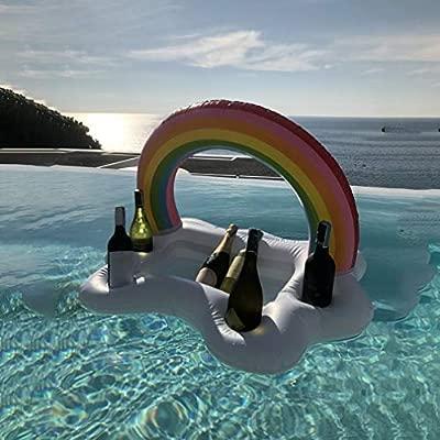 Summer Party Bucket Rainbow Cloud Portavasos Inflable Piscina ...