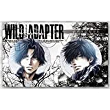 WILD ADAPTER cans badge set