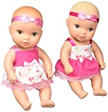 Just Play Waterbabies Twins Baby Doll