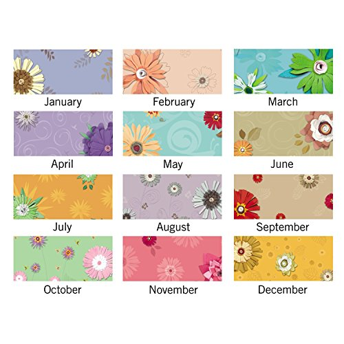 AT-A-GLANCE Wall Calendar 2017, Monthly, 12 x 17
