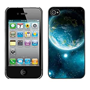 Stuss Case / Funda Carcasa protectora - Meet Me Halfway Into The Stars - iPhone 4 / 4S