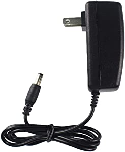 "AC Adapter Power Supply Cord for RCA RTS7010B GE6 RTS7010BGE6 37"" Bluetooth Home Theater Sound Bar SoundBar"