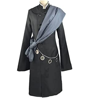 Amazon Com Black Butler Undertaker Cosplay Costume Toys Games