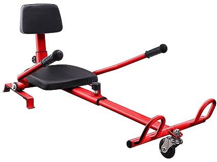 Amazon.com: Hoverboard Mini Carro Attachment Transformar su ...