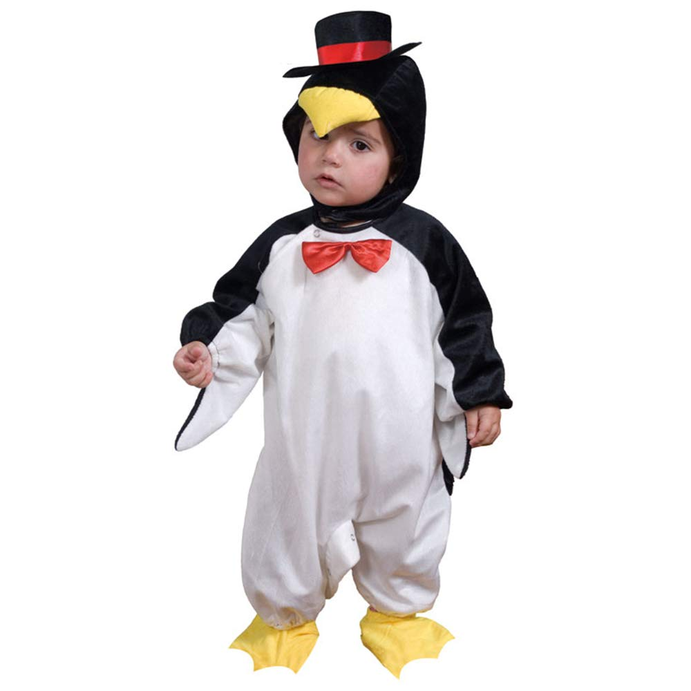 Penguin Waddles Kid/'s Fancy Dress Costume