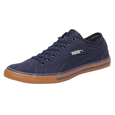 on sale 02977 0c712 Puma Unisex's Yale Gum Solid Sneakers