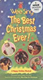 Wee Sing: The Best Christmas Ever! - A Happy Holiday Musical [VHS]