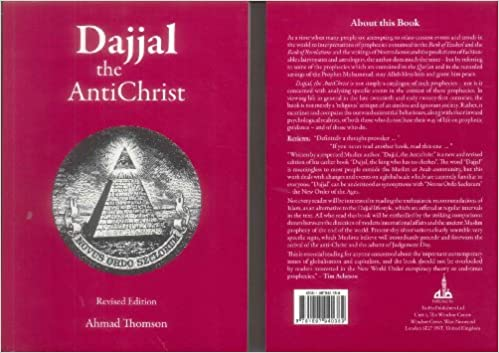 Dajjal: The Anti Christ: Amazon co uk: Ahmad Thomson