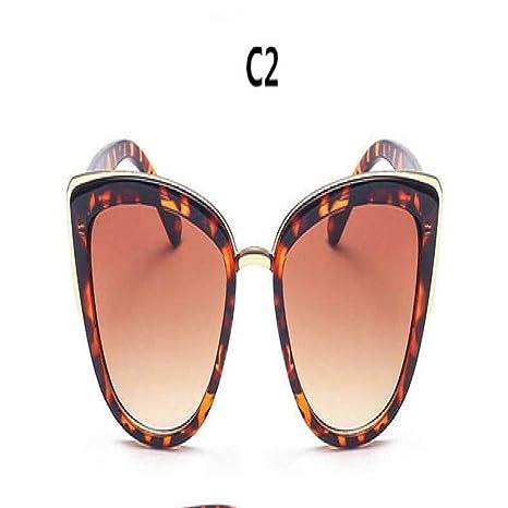 Yangjing-hl Nuevas Gafas de Marca de diseñador Gafas de Sol ...
