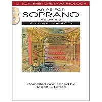 Arias for Soprano - Volume 2 (G. Schirmer