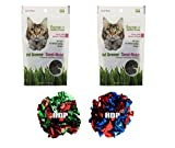 Growers Cat Treat Semi Moist 3 Oz Made in USA Flavor:Turkey and Duck Pack of 2