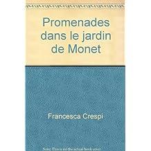 PROMENADE DANS JARDIN DE MONET TABLEAU 3 DIM.+LIV.