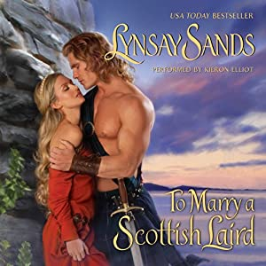 To Marry a Scottish Laird Audiobook