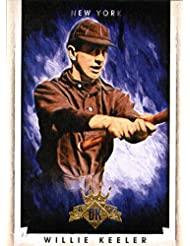 2015 Diamond Kings Baseball Card #144 Willie Keeler NM-MT