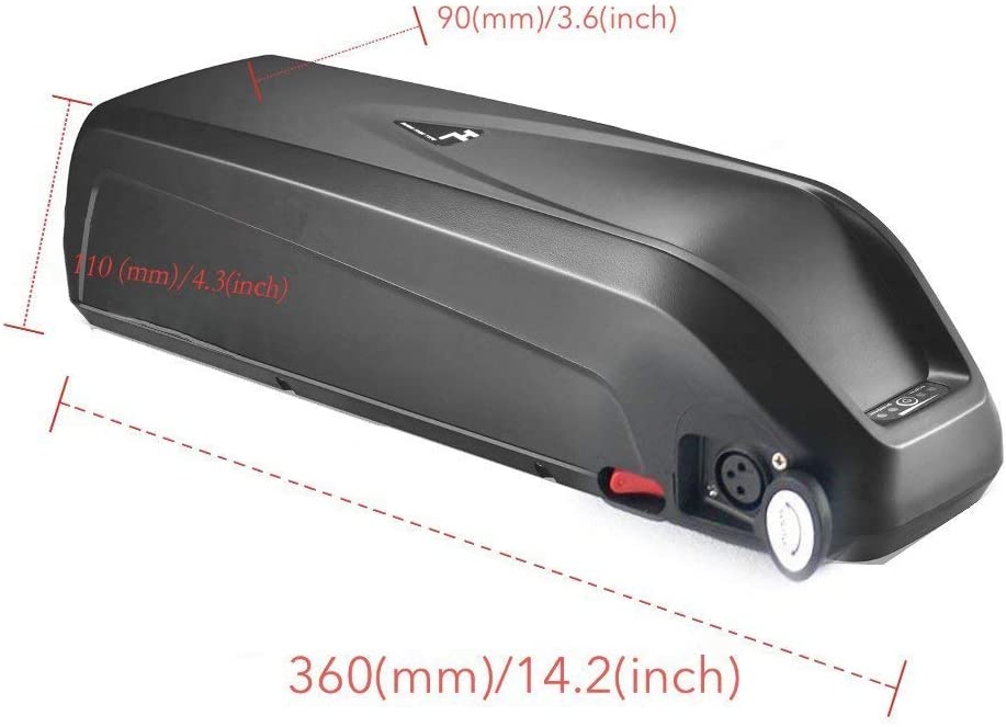 E-bike Li-ion Battery 48V13,00Ah624Wh13S5PSamsung ICR18650-26J