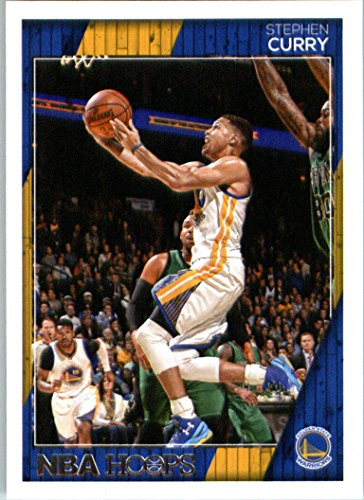 (2016-17 Panini NBA Hoops #148 Stephen Curry Golden State Warriors Basketball Card-MINT)
