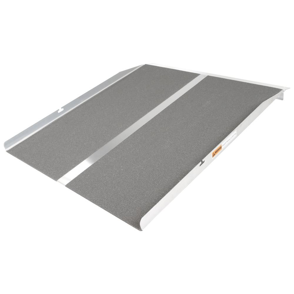 Silver Spring Portable Aluminum Wheelchair Ramp 3 ft. x 30''