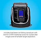 Garmin Striker Plus 4 Ice Fishing Bundle, Includes